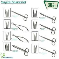 Range Von Chirurgische Schere Zahn Schneidend / Verband Medizinische Labor Tools