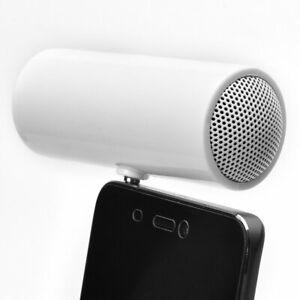 Tragbarer 3,5mm Mini Stereo Lautsprecher Verstärker für MP3 MP4 Tablet