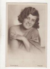 Matilde Schmid Dramatic Soprano Vintage RP Postcard Music 680b