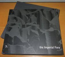 The Imperial Fora - Area archeologica centrale di Roma - di E. La Rocca - 1995