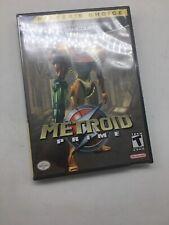 Metroid Prime (Nintendo GameCube, 2004) New Factory Sealed