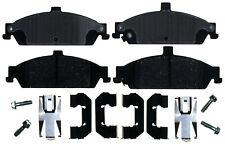 Disc Brake Pad Set-Ceramic Disc Brake Pad Front ACDelco Pro Brakes 17D727CH