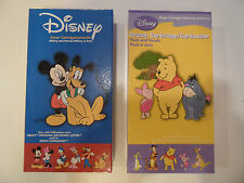 NEW!! RARE!!  Cricut cartridges Disney Bundle-Mickey & Friends, Pooh & Friends!