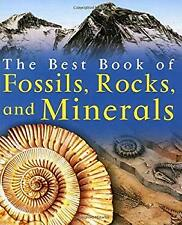 Best Book of Fossils, Rocks and Minerals by Pellant, Chris