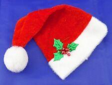 """MINI SANTA HAT DECORATION"" Such Fun Little Christmas Novelty"