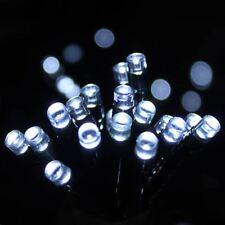 Christmas net lights ebay 105 solar bright white led net lights outdoor garden bright string led workwithnaturefo