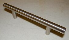 Lot of 2 NEW Amerock Contemporary Stainless Steel Bar Pulls, BP19011-SS
