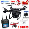 Foldable WIFI GPS FPV RC Quadcopter Drone 1080P HD Camera Selfie Drone VR Gifts