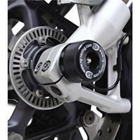 R&G Racing Fork Protectors for Suzuki DL650 V-Strom 2004-2012 FP0023BK BLACK