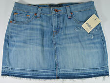 NWT LUCKY BRAND Charlie Mini Skirt Women's Denim Blue Sexy/Stylish! Gift Sz 6/28