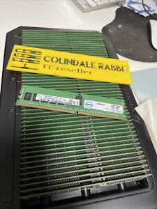 DELL SNPHNDJ7C/16G A8711887 16GB 2RX8 DDR4 PC4-2400T ECC Server RAM Memory