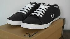 Fred Perry Kingston Twill 491 CHARCOAL TAILLE UK 9.5