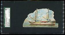 "1888 N119 Lighthouses ""Brenton Reef"" SGC 40 VG #1240710-005"
