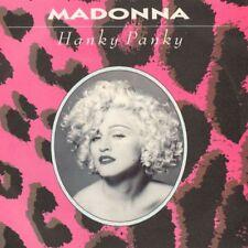 """Madonna(7"""" Vinyl)Hanky Panky-Sire-W9789-UK-1990-Ex+/Ex+"""