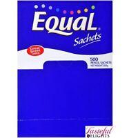 Equal Sweetener Sticks 500 Pack