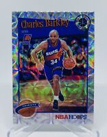 2019-20 Panini Nba Hoops Charles Barkley Lot Of 3 Silver Scope Prizm Base Cards