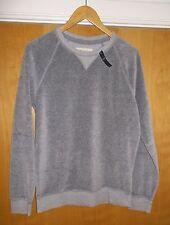 Grey Hollister Jumper Size Small Mens