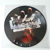 Judas Priest - British Steel - Vinyle LP GB 2010 Ltd Picture-Disc Excellent État