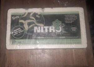 Lindy Nitro Farm Green Canadian Nightcrawler Kit  Worm Glo