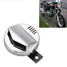 Motorcycle Electric Horn Super Loud 110db 94mm 12V Cafe Racer Retro For Harley
