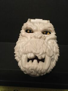 Vintage McDonalds Mighty Max Snow Monster Head 1993 Fantastic condition!