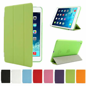 Luxury Smart Cover Stand Hard Back Case Cover for iPad 2 3 4 Air Mini 1 2 3