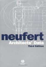 Architects' Data by Ernst Neufert, Peter Neufert, Nicholas Walliman and Bousmaha