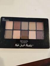 Revlon color stay not just nudes shadow palette romantic nudes 02 0.5 ounces