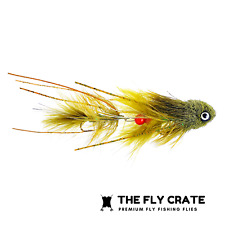 Sex Dungeon Articulated Streamer - Big Streamer For Pike Bass Trout - Size #4