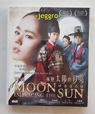 Korean Drama DVD The Moon Embracing The Sun (2012) ENG SUB Region 3 FREE SHIPPIN