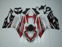 Fairing Set Kit Bodywork Fit for Ducati 899 1199 Panigale Titisan Concept 12-15