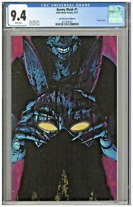 Bunny Mask #1 CGC 9.4 616 Comics Edition B Harvey Virgin Cover Ltd 350 Variant