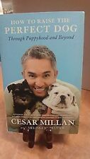 How to Raise the Perfect Dog: Through Puppyhood and Beyond by Cesar Millan(B-120