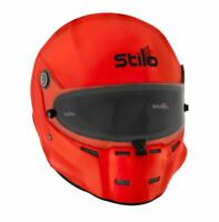 FIA Stilo Helm ST5F Offshore Rally Racing Orange ST5