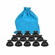 Silicone Cupping Therapy Sets Cups Massage, 12pcs Professional Vacuum Cupping.