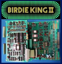 Arcade,Coin Operated, Amusement, Taito, Birdie King II, PCB SET, Golf