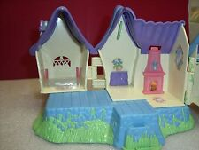 Barbie Fairytopia Little Lands Azura Cottage Miniature Dollhouse Mattel G8772
