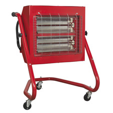 IRS153 Sealey Infrared Heater 1.5/3.0kW 230V [Heaters]