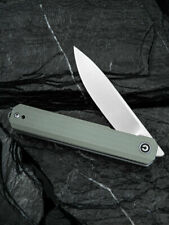 Couteau Civivi Exarch Gray Lame Acier D2 Manche G10 CIVC2003A