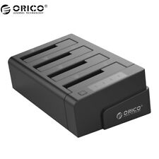 ORICO 6648US3 USB 3.0 Hard Drive Dock 4-Bay Off-line Clone Hdd Docking Station