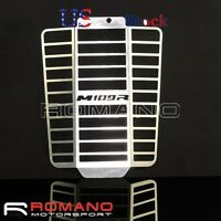 Stainless Steel Radiator Grille Cover Guard For SUZUKI Boulevard M109R 2006-2014