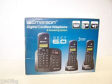 Emerson Digital Cordless Telephone &Answering System