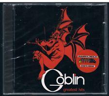 GOBLIN GREATEST HITS CD F.C. NO BARCODE  SIGILLATO!!!