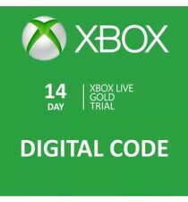 Xbox Live Gold Trial 14 Days Email Delivery in 30 minutes ONE/360 free region