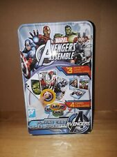 Marvel Avengers Assemble Playing Card Game Superset Tin Case