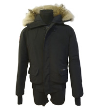Men's Canada Goose Chilliwack Bomber Size Medium, Black RRP £775