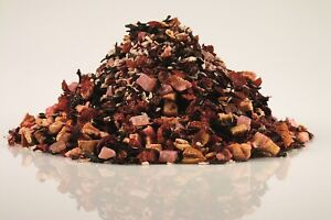 Nut-Banana-Chocolate Luxury Fruit Loose Leaf Tea Blend (25g - 500g)
