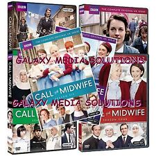 Call the Midwife Season One-Six 1-6 DVD Bundle (17-Disc) 1 2 3 4 5 6 Family Fun