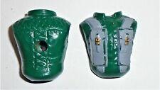 GI Joe Body Part 1989 Aero-Viper   Torso       C8 Used ( Paint Wear)