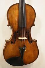 New listing 4/4 George M. Fultz Antique American Violin Columbus, Ohio, 1919